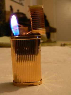 Briquet Cartier Or