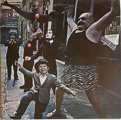 The Doors ‎– Strange Days Vinyl LP