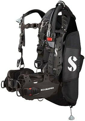 Scubapro Hydros Pro Bc, Men's Large, New With Usa Manufacturer's Warranty!