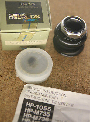 "Vintage NOS NEW NIB Shimano Deore DX / HP-M651 BSC / BSA 1.1/8"" headset"