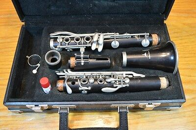 Leblanc France Normandy 4 Clarinet Made In France Nice!