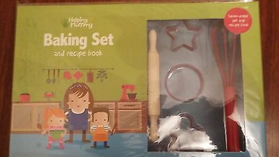 Helping Mummy Baking Set And Recipe Book