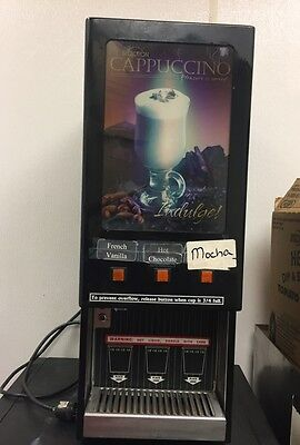 Wilbur Curtis cappaccino machine
