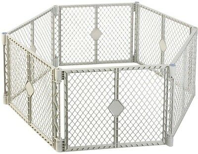 Classic Super Yard Child Baby Infant Safety Gate Fence