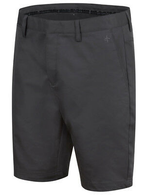 Cross M Byron H2OFF Shorts - Charcoal