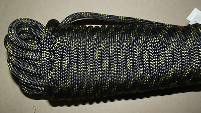 """NEW 3/8"""" (10mm) x 26' Kernmantle Static Line, Climbing Rope"""