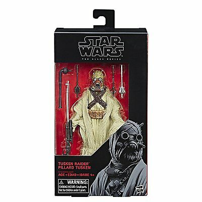 Tusken Raider Actionfigur Black Series 6 inch Wave 11, Star Wars Hasbro