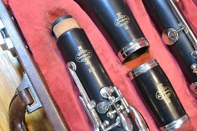 Buffet Crampon E11 Clarinet Made In France *overhauled*ready2Play*