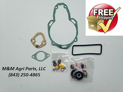 Simms Fuel Injection Pump 4 Cylinder Rebuild Kit Ford Fordson Case Ih Tractor