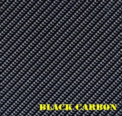 Hydrographics film kit and activator 5 meter best selling carbon black