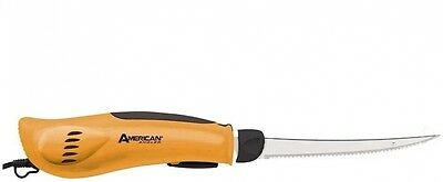 American Angler Pro Electric Fillet Knife 8 in. EKF Freshwater Blade