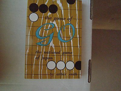 Vintage Allan Troy Chess Book-AT#1-the Game of Go