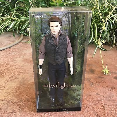 Barbie Collector Doll as Emmett  from The Twilight Saga Pink Label 2012