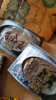Lord Of The Rings 2 Games & Minitures
