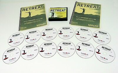 Dan Kennedy's Renegade Millionaire Retreat System Audio 12 DVDs and Manuals RARE
