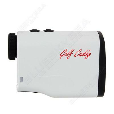 Waterproof 6X MP 600m Golf Laser Range Finder Distance Speed Scope PinSeeker