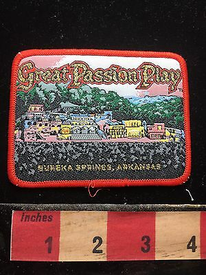 The Great Passion Play Eureka Springs Arkansas Patch 71WO