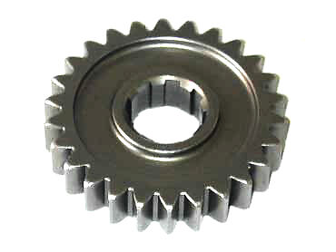 Andrews Countershaft Gear XL Sportsters 4spd 56-90 replaces OEM 35695-58