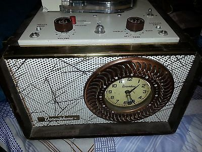 Vintage Dormiphone Deluxe Memory Trainer Sleep Learning Machine 1950's RARE