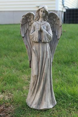 """16"""" TALL ANGEL MOLD FOR CONCRETE LATEX AND FIBERGLASS new mold"""