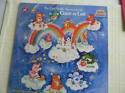 The Care Bears Adventures In Care a Lot; Record