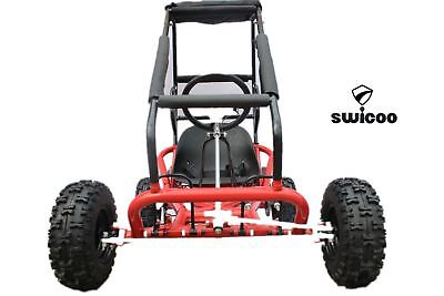 New 2017 Model Petrol Racing Go Kart Buggy 196cc 6.5HP Adjustable for Adult&Kids