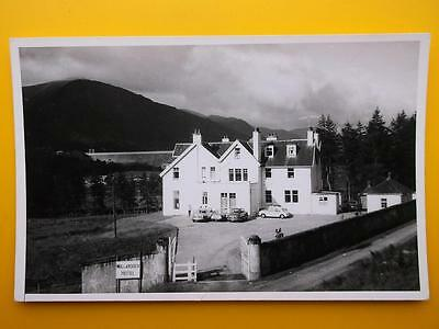 Mullardoch Hotel Nr Liatrie Glen Cannich Beauly Inverness-shire c1960s Old Cars
