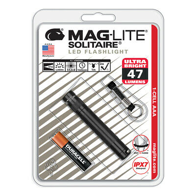 Taschenlampe Maglite Solitaire 1 Cell AAA