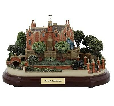 The Haunted Mansion Olszewski Miniature NIB - Disney World/ WDW Main ST. USA