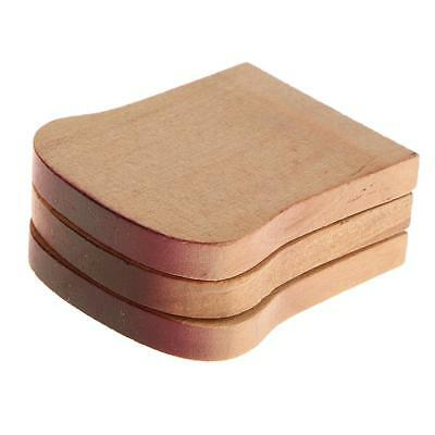 Sticky Food Group Wooden Kitchen Kid Role Play Educational Toy Toast Bread
