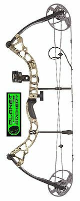 Brand New Diamond Prism Compound Bow Kit Camo Right Hand