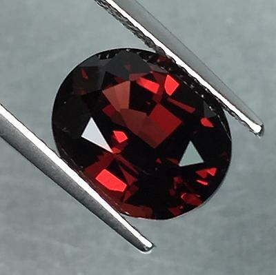 4.68 Cts Spessartite Garnet Oval Natural Mozambique Gem Piece