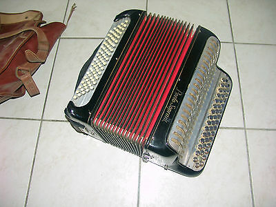 Ancien Accordeon Paolo Soprani