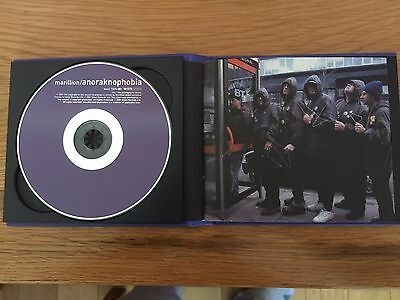 Marillion Campaign Fan Club Edtion Cds Booklet