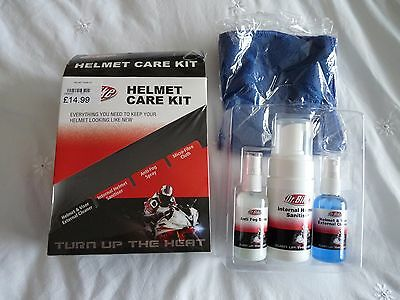 Motorcycle Helmet Care Kit