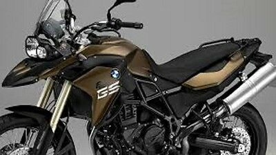 Manuale Officina Bmw F800 GS STANDARD  su CD M.Y. dal 2008 al 2015 (Ediz. 2015)