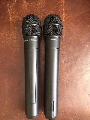 Audio Technica ATW-T220a Handheld Wireless Microphone Transmitter