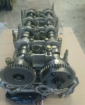 Honda Civic Type R EP3 01-06 Engine Cylinder Head Complete - K20A2 K20A