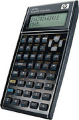 hp calculatrice scientifique hp 35s