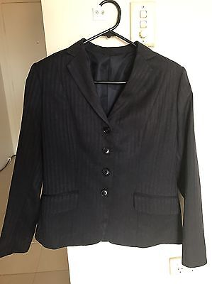 Top To Toe Navy Show Jacket L10