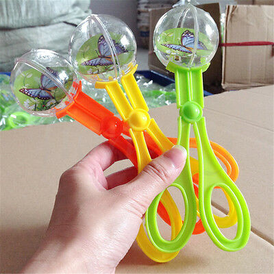 Small Animal Pet Hamster Poo Picker Scoop Insects Capture Clip Waste Clean Tool