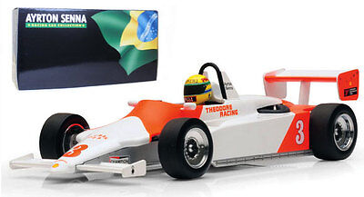 Minichamps Ralt RT3 Winner Macau GP 1983 - Ayrton Senna 1/18 Scale