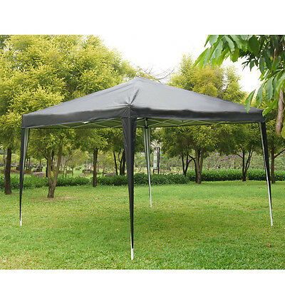 Heavy Duty Waterproof Pop Up Gazebo Marquee Garden Awning Party Tent Canopy NEW