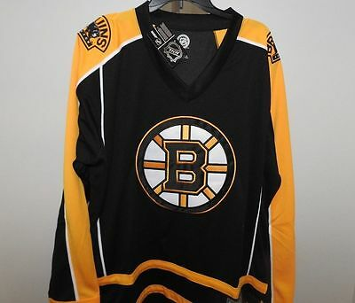 NHL Boston Bruins Ice Hockey Shirt Jersey Top