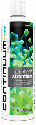 STRONTIUM ADDITIVE FOR MARINE & REEF TANKS 500 ml (High Purity)