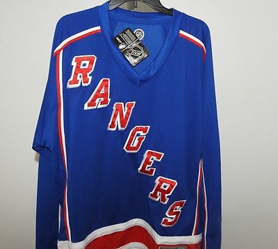 NHL New York Rangers Ice Hockey Shirt Jersey Top