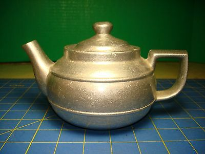 Wilton Pewter Teapot Plough Tavern Armetale New Never Used
