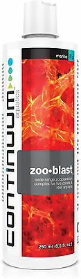 CONTINUUM ZOO BLAST Plankton for corals in reef aquariums 500ml