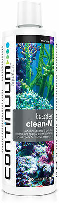 BACTER CLEAN - M 250 ml  For Reef & Marine Aquariums great for Cyanobacteria