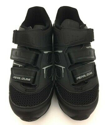 Pearl Izumi All-Road III SMU Men/'s SPD Bike Cycling Shoes Black New Euro US Size